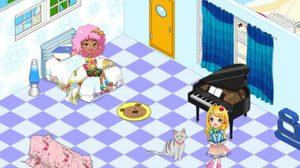 เกมส์ตกแต่งห้องนอน 3 สาวแสนสวย