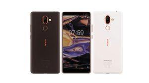 หลุดเครื่องจริง Nokia 7 Plus บอดี้สวยหรู ลื่นไหลสไตล์ Android One