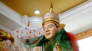 เที่ยวเจดีย์โบตะตาว , เทพทันใจ และ เทพกระซิบ ในประเทศพม่า