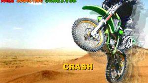 เกมส์รถมอเตอร์ไซค์วิบากแอฟริกา MotorBike Africa