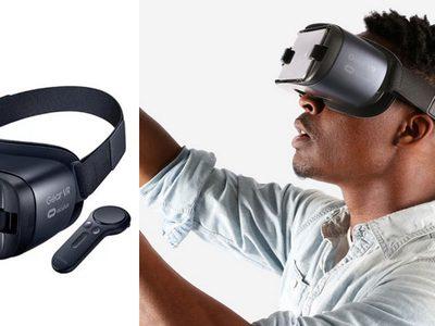 ซัมซุง เปิดตัว Gear VR controller มาพร้อมรีโมทสั่งการ