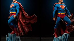 Superman ไซส์ยักษ์สุดพรีเมียม 5,000 ตัวทั่วโลก