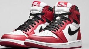 AIR  JORDAN 1 Sneaker ในตำนาน