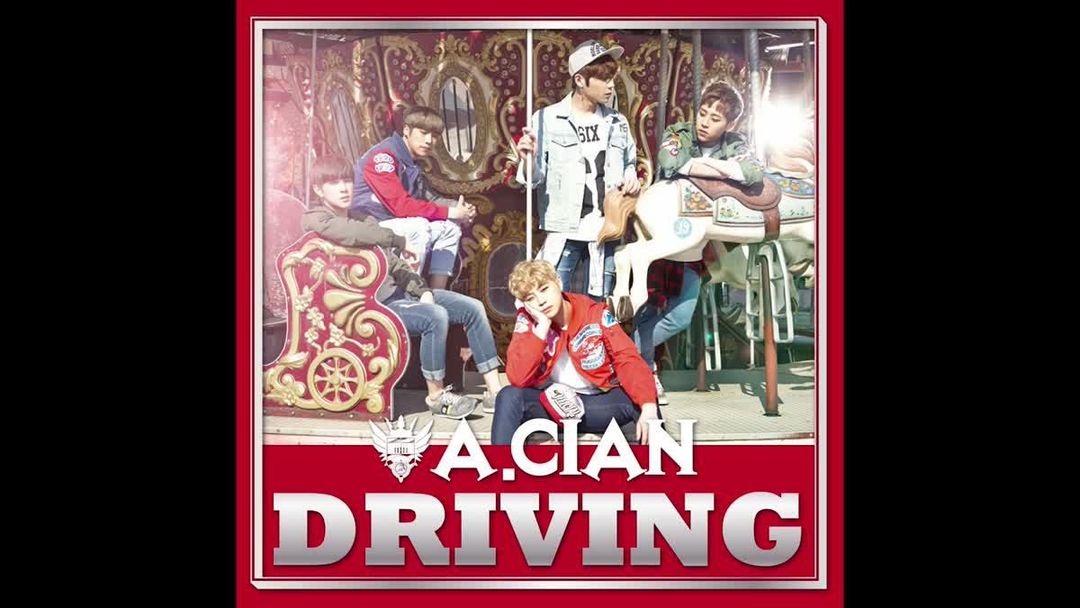 [Acian] Driving (드라이빙) FULL SONG