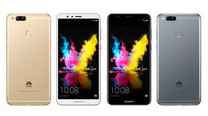 หลุดภาพสมาร์ทโฟน Huawei ที่ดูคล้าย Honor 7X