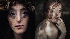 Ilka Brühl นางแบบหน้าแปลก อีกหนึ่งมิติความงามอันทรงคุณค่าของผู้หญิง