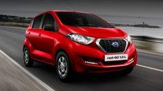 Datsun Redi-Go ปรับโฉมใหม่เพื่อส่งลงตลาด อินเดีย