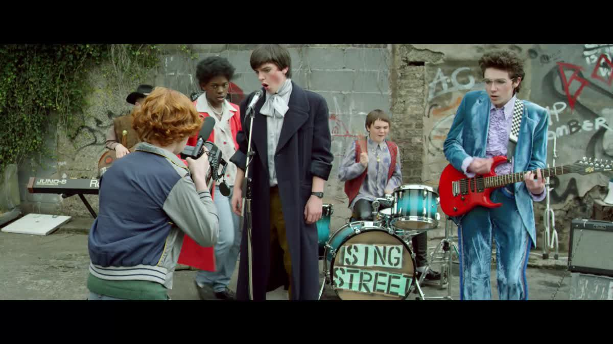 The riddle of the model - Sing Street