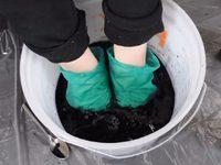 วิธีการย้อมผ้า สีดำ จากวิธีธรรมชาติแบบพอเพียง ไม่ใช้งบมาก