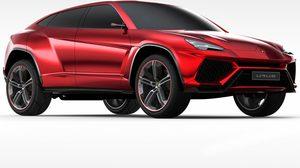 Lamborghini Urus SUV ยืนยันเครื่อง Twin Turbo V8 engine 650 แรงม้า