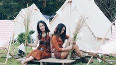 Rustic Camping แคมป์ปิ้งปาร์ตี้ พักเต๊นท์สไตล์โบฮีเมียน