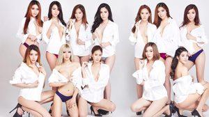 12 สาวสวยจาก RUSH Sassy Club 2016 เซ็กซี่ไม่แพ้ใครแน่นอน Part2