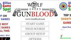 เกมส์คาวบอยดวลปืนสุดมันส์ Gunblood