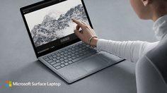 Microsoft เปิดตัว Surface Laptop แล็ปท็อปสุดพรีเมียมตัวใหม่