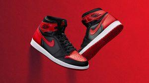 Nike Air Jordan 1 Retro High OG Banned กลับมาเขย่าวงการสนีกเกอร์อีกครั้ง ในวันที่ 3 กันยายนนี้