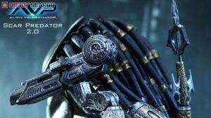 Scar Predater มือสังหารเอเลี่ยน จาก HOT TOYS