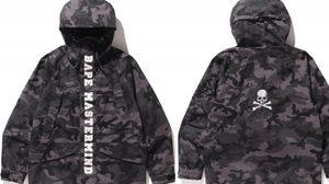 BAPE x Mastermind JAPAN คอลเลคชั่นที่คุณไม่ควรพลาด!!!