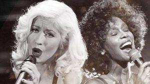 วิตนีย์ ฮูสตัน คืนชีพ ร่วมโชว์กับ คริสติน่า อากีเลร่า ใน The Voice