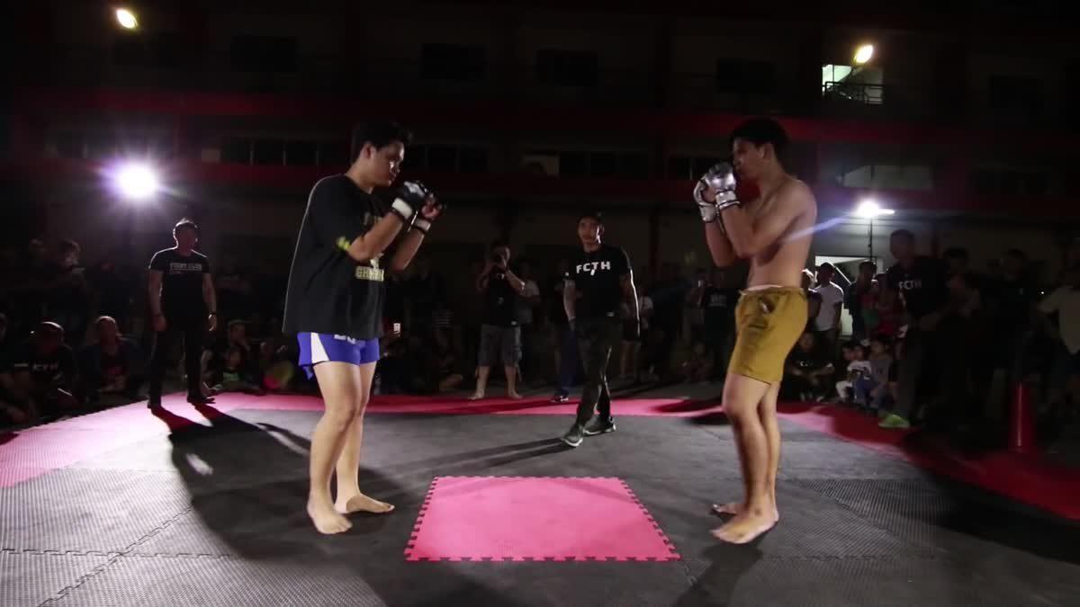 FIGHT CLUB THAILAND มังกรเดือด ปาร์ม x ซัวอ๋อง คู่ที่ 228