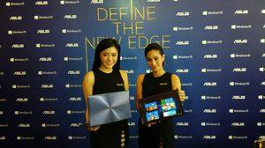 Asus ประกาศติดตั้ง Windows 10 บนโน้ตบุ๊คทุกรุ่นในไทย