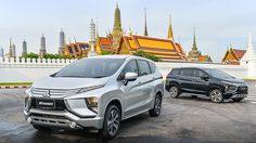 All New Mitsubishi Xpander มาไทยเเล้ว ทดสอบขับขี่เเล้ว บอกเลยว่า ใหญ่ ยาวเเละดี!!