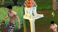 ส่อง Mod เกมส์ The Sims 4 ถ่ายทอดวิถีชีวิตคนชนบทแบบไทยๆ