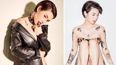 มิกกี้ มิเคล่า กลับมาแซ่บให้หายคิดถึงกันอีกครั้งใน RUSH กับคอนเซ็ปต์ the girl with the tattoo