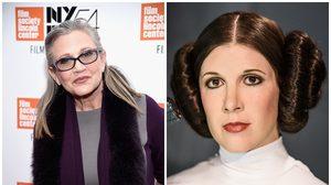 """ทีมงาน Star Wars ประชุมใหญ่ หารือชะตากรรม """"เจ้าหญิงเลอา"""""""