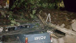 ประมวลภาพพายุฝนถล่ม! ล่าสุด โคราช 16 วัน เดือดร้อนกว่า 7 พันคน