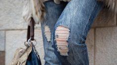 5 วิธีแปลงโฉม! กางเกงยีนส์ตัวเก่งให้ดูเก่าและขาด อย่างมีสไตล์