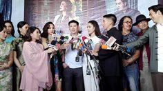 บวงสรวงแล้ว!! มังกร นารี ปีศาจ หนังไทยเรื่องใหม่ที่ได้ พิงกี้ สาวิกา และ เพชร อิทธิ นั่งแท่นโปรดิวเซอร์