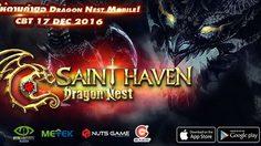 Dragon Nest Saint Haven [Mobile] เปิด CBT แล้ว พร้อมกันทั่วประเทศ
