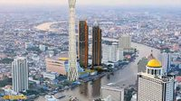 'หอชมเมืองกรุงเทพ' แลนด์มาร์กแห่งใหม่ใจกลางกรุงเทพฯ!