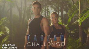 """กล้ามต้องมา! วีค 4 #Tarzanchallenge ฟิตหุ่นให้ดูดีเหมือน """"ทาร์ซาน"""""""