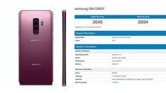 พบ Samsung Galaxy S9 พร้อมชิป Exynos 9810 ถูกทดสอบด้วย Geekbench