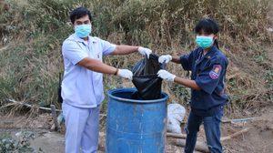 พบศพ เด็กทารก ในถังขยะ หลังหอพักมหาลัยดัง จ.ชัยภูมิ