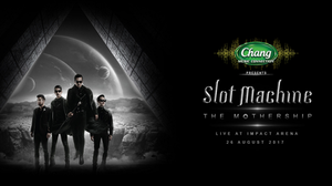 Slot Machine The Mothership Live at Impact Arena