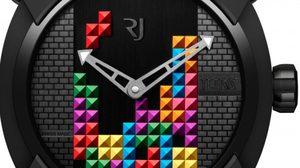 นาฬิกาเพื่อสาวกเกม Tetris-DNA Watch