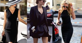 Classy Black ! สีดำนี่แหละที่ทำให้คุณดูสง่าได้ทุกครั้งที่ใส่