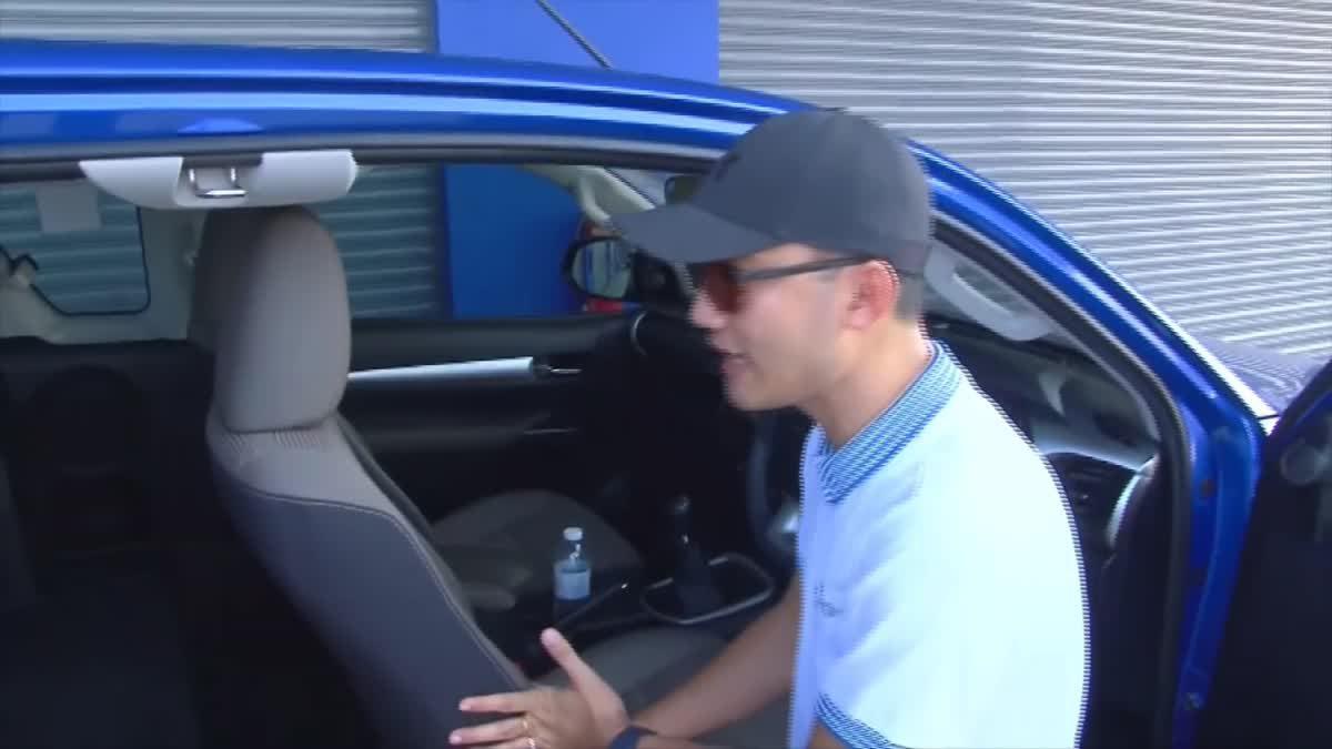เจาะลึก! รีโว่ สมาร์ทแค็บ 2015 Toyota Hilux Revo Smart Cab