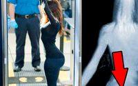 ภาพสแกนจากสนามบิน รู้ป่ะ จนท. เห็นอะไรของเราบ้างตอนสแกน