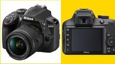 Nikon เปิดตัว D3400 กล้อง DSLR ฟอร์แมต DX  เก็บภาพประทับใจและแบ่งปันบนโซเชียล