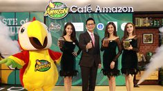 คาเฟ่ อเมซอน ร้านกาแฟแบรนด์แรก ที่ได้รับสัญลักษณ์ ทางเลือกสุขภาพ จาก 3 เมนูใหม่ เอาใจคนรักสุขภาพ