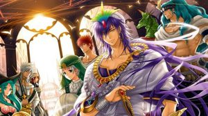การ์ตูนอนิเมะ Magi: Sinbad no Bouken ประกาศทำอนิเมะทีวีแล้ว!!