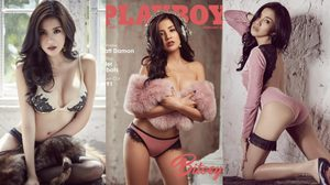 ใบเตย Playboy เซ็กซี่จัดเต็มกว่าทุกครั้งบนปกเดือนแห่งความรัก