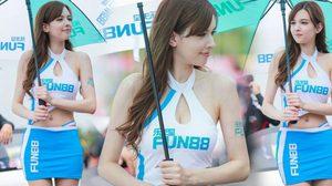 สนามร้อนระอุ!! เมื่อ Rola Takizawa มาเยือน Chang International Circuit