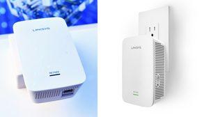 Linksys RE7000 อุปกรณ์ขยายสัญญาณรุ่นใหม่ สามารถใช้งานร่วมกับ Router Wifi ได้ทุกรุ่น