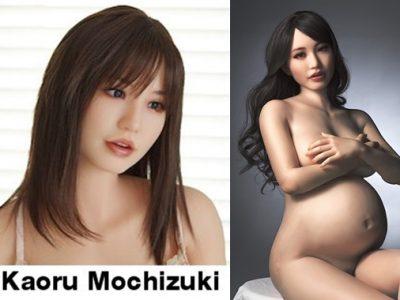 ตุ๊กตายางท้องได้ ผลงานใหม่ มีครรภ์ท้องโตเหมือนกับผู้หญิงแท้เลย