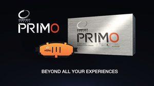 Compact Primo Brake เหนือระดับขึ้นไปอีกขั้น  ใส่ใจทุกรายละเอียดของการเดินทาง