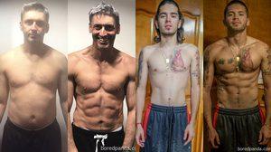 รวมภาพแรงบันดาลใจ ความเปลี่ยนแปลงหลังการออกกำลังกาย เริ่มวันนี้ชีวิตดีวันหน้า
